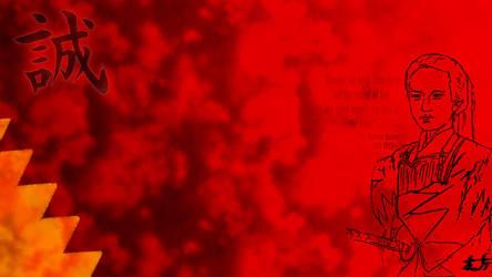Hijikata Wallpaper by finalverdict