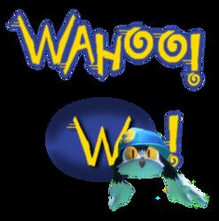 Wahoo! by finalverdict
