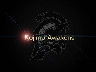 Kojima Awakens by finalverdict