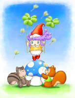 memoru windy fairy by enorapi