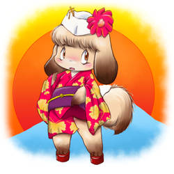 Japanese clothes by enorapi