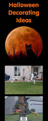 Halloween Decorating Ideas by johnkremer