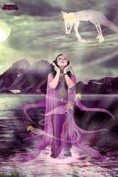 PurpleLake by Chimonk