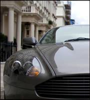 Aston Martin db9 by flpb