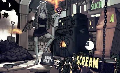 Such a Scream by Battlewraith