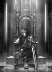final fantasy XIII versus by keyroon13