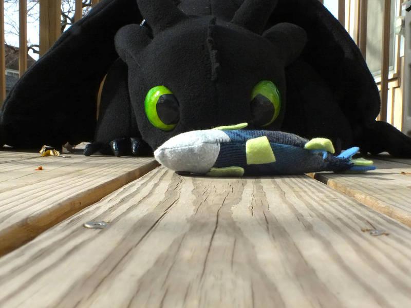 Stalking Prey by Fetting