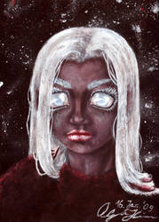 Another elf portrait by LuRiH