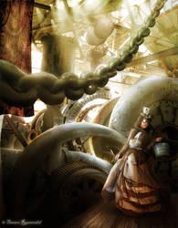 Steampunk by tamaraR