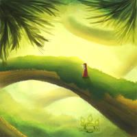 Woodland  Traveler by tamaraR