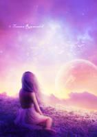 Inner peace by tamaraR