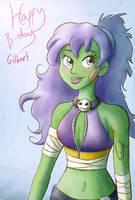 Happy birthday Gilbert by tamaraR