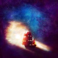 A new world by tamaraR