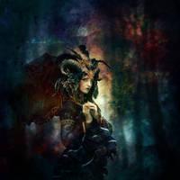 The Queen by tamaraR