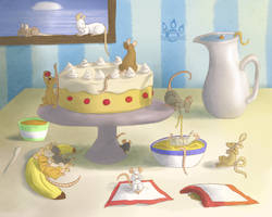 Mice party by tamaraR