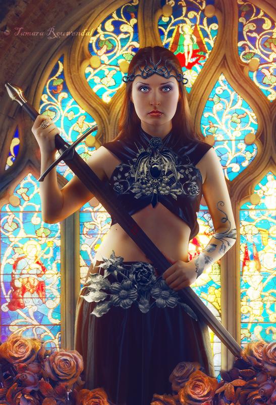Knighthood by tamaraR