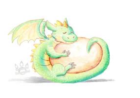Dragon Siblings by tamaraR