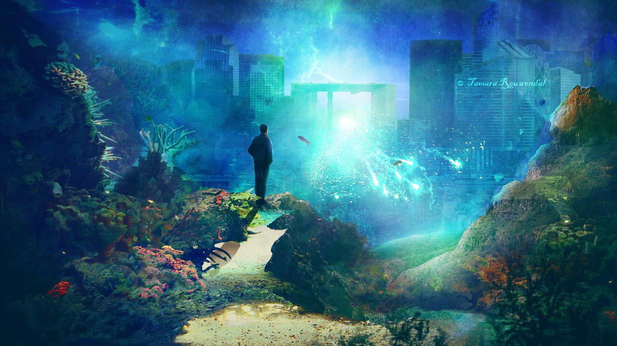 The Lost City by tamaraR