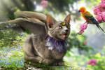 Catgriff by tamaraR