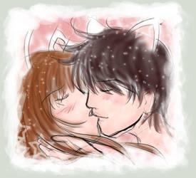 + Dream Kiss + by smilingturtle