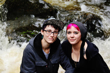 Hixon Falls by WalkingKiddMiles
