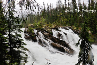 Ghost Falls, The Raging Looking Glass by WalkingKiddMiles