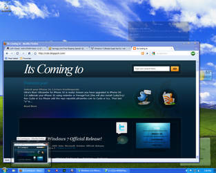 Windows XP Theme for Windows 7 by ozl