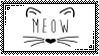Meow Stamp 1 by IreneAmpora