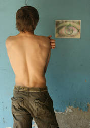 The Walls Have Eyes by vishstudio