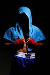 Shadow boxing by vishstudio