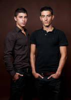 Ben and Arthur by vishstudio