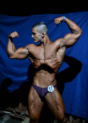Bodybuiling competitions 060 by vishstudio