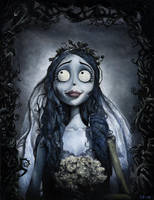 Corpse Bride by LinaLightning