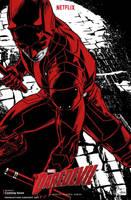 Exclusive Daredevil Season 2 Poster by Artlover67