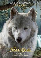 New Jungle Book Raksha Poster by Artlover67