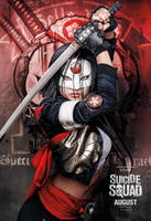 Suicide Squad Kara Fukuhara as Katana by Artlover67