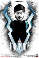 Marvel's Inhumans Maximus Poster by Artlover67
