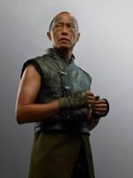 Marvel's Inhumans Ken Leung as Karnak by Artlover67