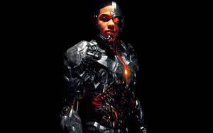 Ray Fisher as Cyborg Banner  by Artlover67