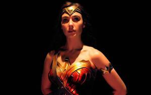 Gal Gadot as Wonder Woman Banner by Artlover67