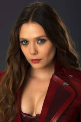 Avengers: Age of Ultron Scarlet Witch Original Pic by Artlover67