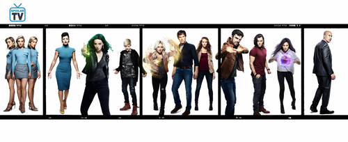 Marvels the Gifted Season 2 Banner Poster by Artlover67