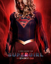 New Supergirl Season 4 Poster by Artlover67