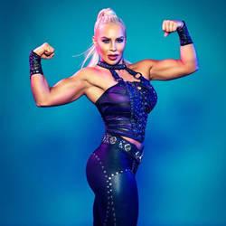 WWE Evolutions Dana Brooke by Artlover67