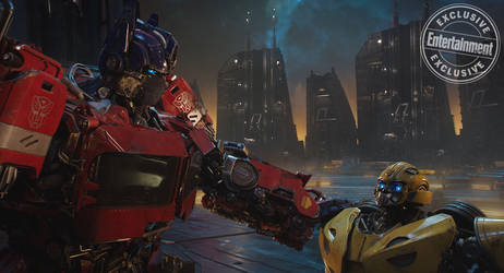Bumblebee (2018) Optimus Prime and Bumblebee Pic by Artlover67