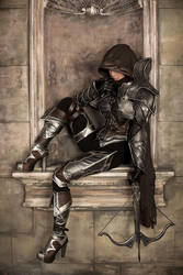 Demon Hunter cosplay by SpcatsTasha