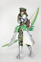 Blaster cosplay by SpcatsTasha