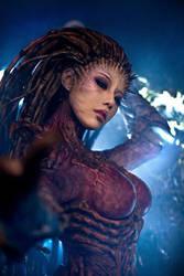 Queen of Blade by SpcatsTasha