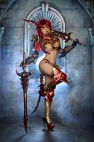 Elyuin cosplay by SpcatsTasha