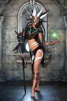 Witch by SpcatsTasha